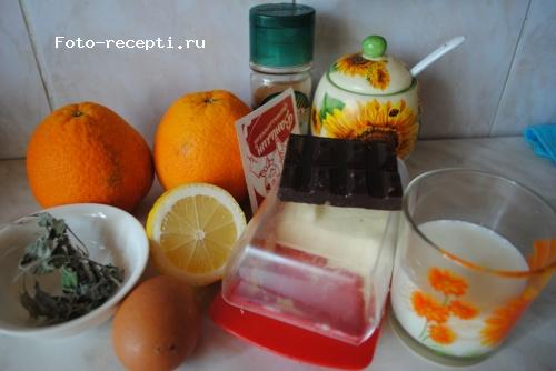 Апельсины в карамели - десерт на Новый год 2015