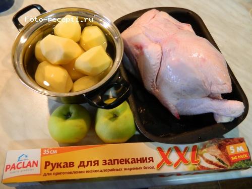 Как приготовить хрустящего цыпленка в духовке