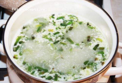суп с лапшой паутинкой рецепты с фото
