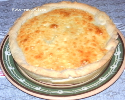 Кекс классический с изюмом  пошаговый рецепт с фото на