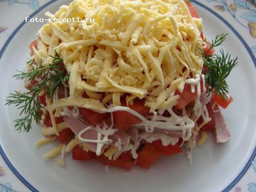 Рецепты с копченым мясом