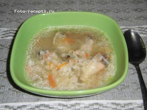 Гречневый суп с мясом — рецепт с фото пошагово. Как ...