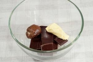 De chocolate fondant