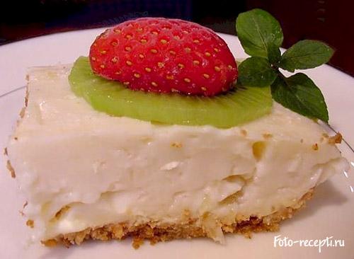 Йогуртный десерт рецепт приготовления пошаговый с фотографиями