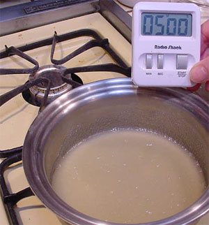 Postre de yogur receta paso a paso con fotos