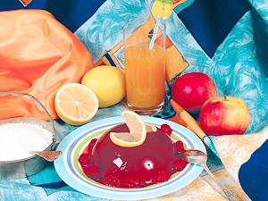 Рецепт приготовления желе из малины