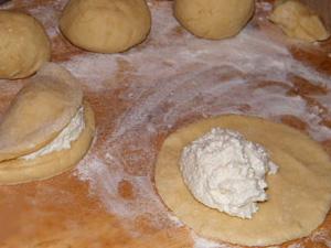 Сочни с творогом – кулинарный рецепт