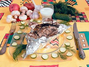 Тефтели в духовке с подливкой: пошаговый рецепт с фото