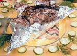 Что приготовить на День Рождения. Рецепт приготовления говядины, запеченной в фольге