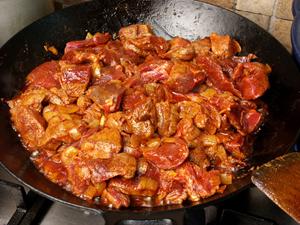 говядина с фасолью рецепты