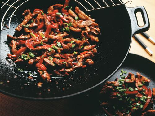 Receta de carne de cerdo en China