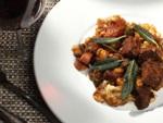 Рецепт кассуле из баранины