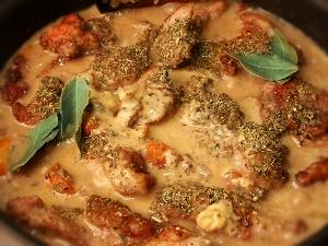 """Десерт """"Кролик"""" – кулинарный рецепт"""