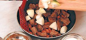 Рецепт рагу из говядины