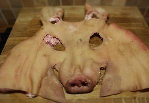 Рулет из свиной головы