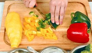 Receta de estofado de verduras con curry