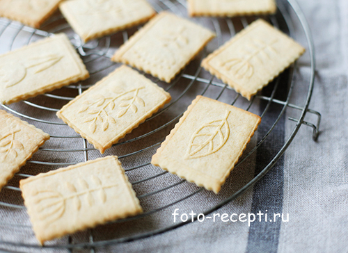 рецепти економние печенья