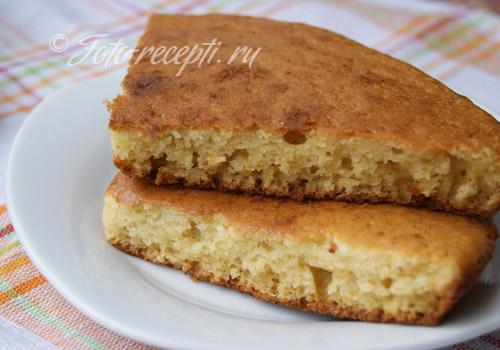 как сделать торт простой рецепт без сметаны и