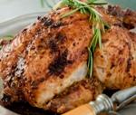Курица с горчицей