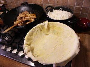 "Плов из курицы ""Сибиряк"" – кулинарный рецепт"