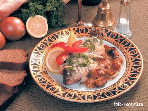 караси в сметане с соком лимона рецепт приготовления
