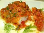 Рецепт рыбы под маринадом треска