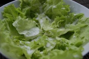 Салат цезарь поэтапно в картинках