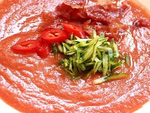 Гаспачо из огурцов – кулинарный рецепт