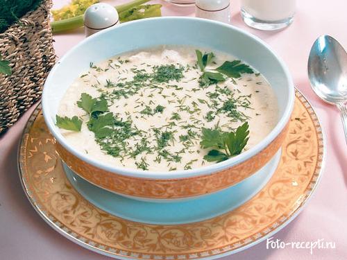 суп пюре рецепты с фото пошагового приготовления