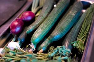 Pepino gazpacho receta