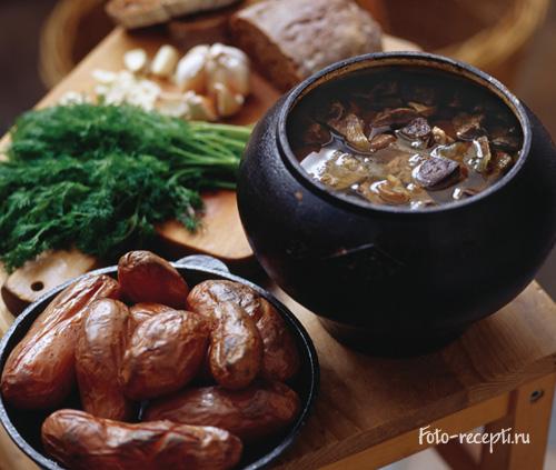 Рецепт селедки приготовить в домашних условиях