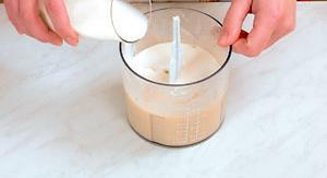 Receta de crema de sopa de coliflor