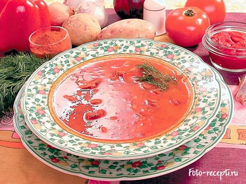 Как приготовить суп из говядины по пошаговому рецепту с фото