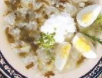 Рецепт приготовления супа «Летний» со щавелем