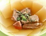 Рецепт приготовления супа хинкал