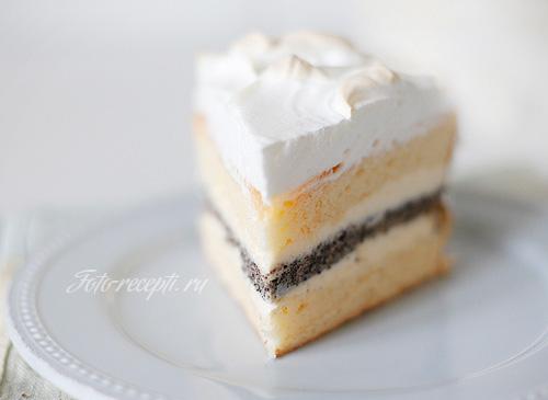 крем для торта творожный рецепт с фото