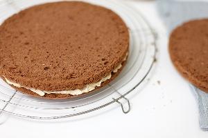 Торт прага с грильяжем рецепт с фото пошагово