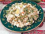 Что приготовить на День Рождения. Рецепт приготовления салата Оливье